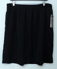 NEW size 14 Dana Buchman SKIRT black