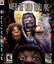 PlayStation 3 Where the Wild Things Are: The Videogame VideoGames