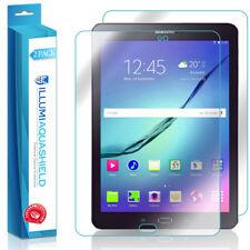 2x iLLumi AquaShield Front Screen + Back Protector for Samsung Galaxy Tab S2 8.0