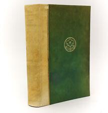 John Galsworthy 'Maid in Waiting'. William Heinmann, London, 1931 1st Ed Signed