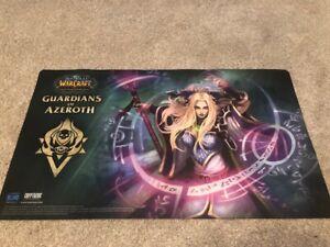 Hearthstone Warcraft Guardians of Azeroth Aegwynn Playmat Mouse Pad WowTCG