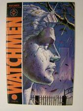 1986 Watchmen #2 Alan Moore Story Dave Gibbons Art DC Comics VF-