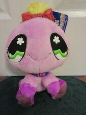 Littlest Pet shop Plush VIPs Spider Purple   with Tags 2007