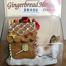 Petit Basset Griffon Vendeen Christmas Ornament Gingerbread Dog Ornament New