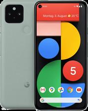 "Google Pixel 5 5G 6"" 8 128GB Ram Flaca Sage IP68 Android 11 teléfono por FedEx"