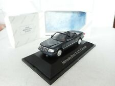 Herpa 070140 Mercedes-Benz E320 Cabrio Dark Purple1:43 mint in box