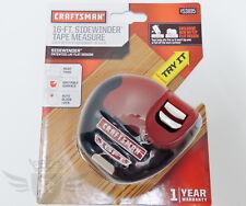 Brand New Craftsman Sidewinder 16' FT Tape Measure Lay Flat Design - 953895