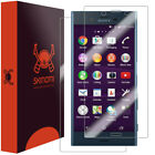 Skinomi TechSkin - Clear Full Body Skin & Screen Protector for Sony Xperia XZ