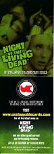 UNSTOPPABLE CARDS NIGHT OF THE LIVING DEAD PROMO CARD