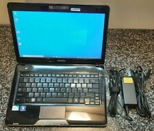 "Toshiba Satellite T135 S1310 Laptop Intel Ultrabook 4GB 320GB Windows 10 13.3"""