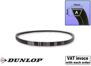 A16 - A47 (DUNLOP) A Section Wrapped V Belts - HIGH QUALITY VEE BELTS