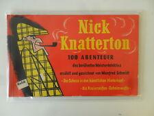 Südverlag - Nick Knatterton - 4. Auflage 1953 - Zustand: 2