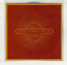 (HM357) Stone Temple Pilots, Between The Lines - 2010 DJ CD