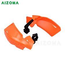 """Motorcycle ATV 7/8"""" Handlebar Protector Holes Hand Guards For Honda Yamaha KTM"""