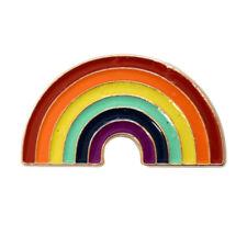 Rainbow Pride Enamel Pin Label Brooch Gay Lesbian GLBT
