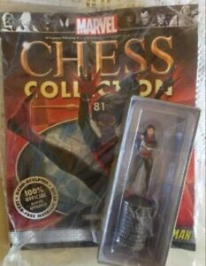 Marvel Chess Collection Eaglemoss - Spider-Woman