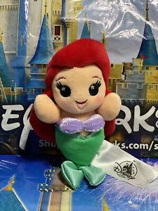 "Disney Parks Wishables Ariel's Undersea Adventure Series - Ariel ""NEW"" Opened"
