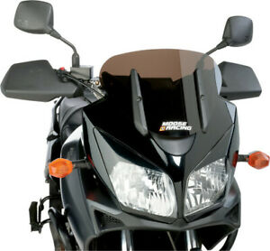 "Moose Racing -4"" Shorty Adventure Windscreen For 04-12 Suzuki DL 1000 V-Strom"