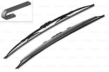 2x Wiper Blades (Pair) Front 3397001771 Bosch Windscreen Set SP2119S Quality New