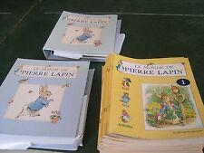 collection de 54 livre enfant. pierre lapin .éveil .  jeux  . activités