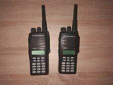 Motorola GP380 UHF 403 - 470 Mhz Handfunkgerät