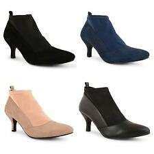 Unbranded Kitten Heel Ankle Boots for Women