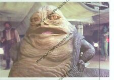 "STAR WARS-JABBA THE HUTT WITH MOUTH OPEN-TRILOGY-POSTCARD-4""X6""-(SWARS-141)"