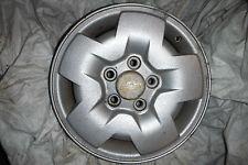 2001 Blazer 15 Inch Aluminum Wheel