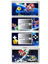 Super Mario Vinyl Skin Sticker for Nintendo DS Lite
