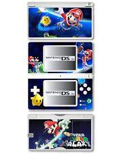 Super Mario Vinyle Peau Sticker Pour Nintendo DS Lite