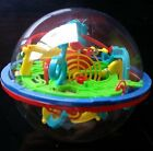 3d Maze Puzzle Labyrinth In A Sphere With 100 Challenging Barriers