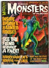 WoW! Famous Monsters #37 / 20 Million Miles To Earth! Hunchback Of Notre Dame!