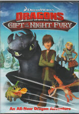DRAGONS GIFT OF THE NIGHT FURY (DVD, 2012) NEW