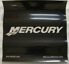 "MERCURY OUTBOARD VERADO OPTIMAX  BLACK MAX 4 STROKE WINDOW DECAL STICKER 24""X24"""