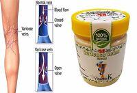 Spider Vein Healing Cream with Horse Chestnut Extract & Vitamin K 200ml.