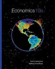 Economics by Samuelson, Paul A; Nordhaus, William D