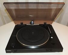 SONY PS-LX250H TURNTABLE FULL AUTOMATIC RECORD PLAYER PSLX250H