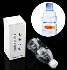 FD4926 Magic Stage Trick Fish In A Bottle Incredible Penetration Instant ☆