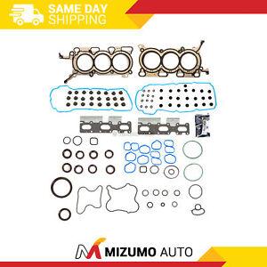 Full Gasket Set Fit 07-10 Ford Edge Lincoln MKZ  Mazda CX-9 V6 DOHC 3.5L VIN C T