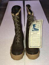 Vintage Men's Bf Goodrich Litentuf Sub-Zero Size 7 Rubber Boots - Nos
