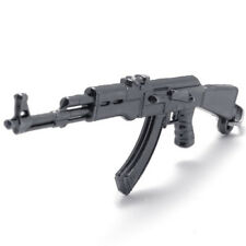 """FREE US SHIPPING 2.3""""L AK 47 Avtomat Kalashnikova AK47 Toy Gun Replica Pendant"""