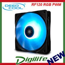 DeepCool 120mm RF120 RGB PWM Fan (Max 1500RPM)