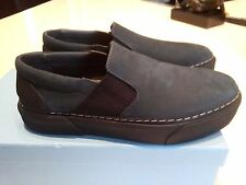 LANVIN NUBUCK SLIP ON MEN'S SNEAKER SHOES US 9 UK 8 NEW IN BOX