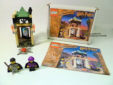 LEGO HARRY POTTER THE FINAL CHALLENGE 4702 VOLDEMORT QUIRRELL RARE 100% COMPLETE