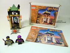 Lego Harry Potter Le dernier défi 4702 Voldemort Quirrell Rare 100% complet