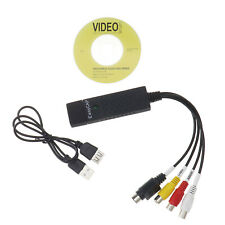 More details for capture audio video adapter card tv vhs to dvd easycap usb 2.0 for pc ps3 xbox