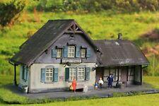 ☝️Diorama H0 1:87 Bahnhof Laufenmühle Top Patiniert Modellbau aus Potsdam
