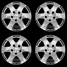 "4 New 08 09 2010 Jeep GRAND CHEROKEE 17"" CHROME Wheel Skins Hub Caps Rim Covers"