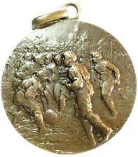 CALCIO (Medaglia Premio) Bronzo 25,5 mm.