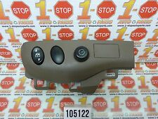 01 02 03 04 05 06 07 TOYOTA SEQUOIA BACK GLASS & DIMMER LIGHT SWITCH OEM